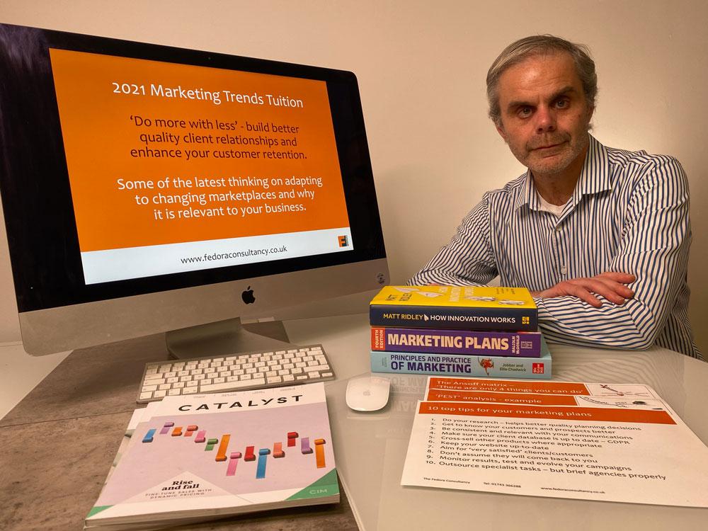 Fedora Consultancy 2021 marketing tuition
